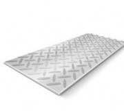Алюминиевый лист рифленый 5х1500х3000